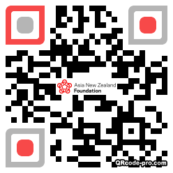 QR code with logo 19S90