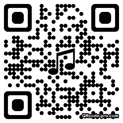 QR code with logo 19WW0