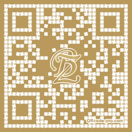 QR code with logo 19We0