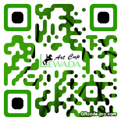 QR code with logo 19Xc0