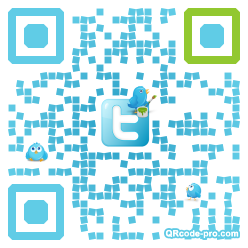 QR code with logo 19Ye0