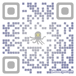 QR code with logo 19a60