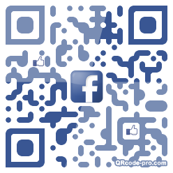QR code with logo 19bX0