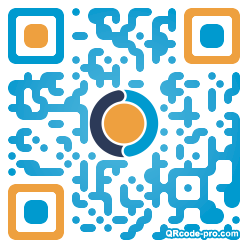 QR code with logo 19gv0