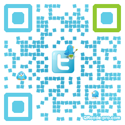 QR code with logo 19mZ0