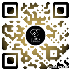 QR code with logo 19on0