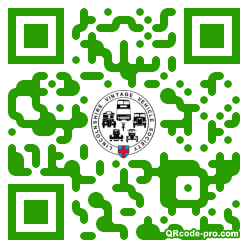 QR code with logo 19ow0