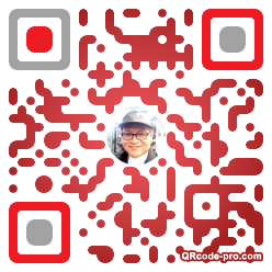 QR code with logo 19pP0