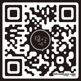 QR code with logo 19pe0
