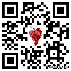QR code with logo 1A4Q0