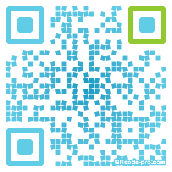 QR code with logo 1A9c0