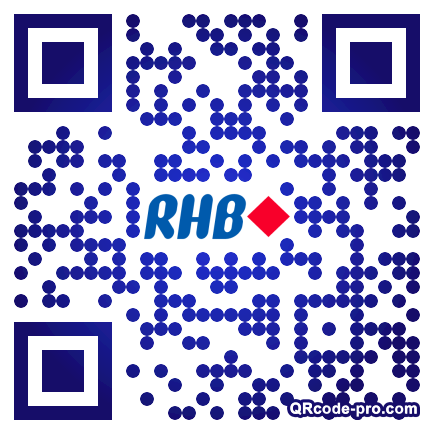 QR code with logo 1AAH0