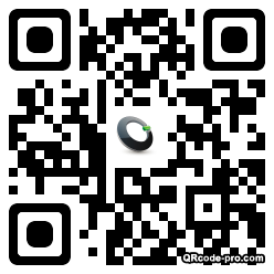 QR code with logo 1ABT0