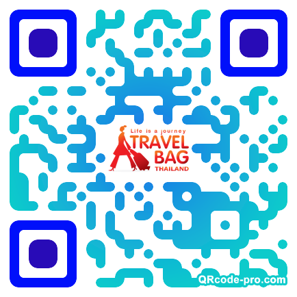 QR code with logo 1ABj0