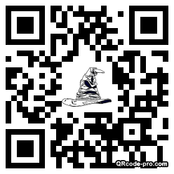 QR code with logo 1ACN0