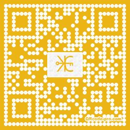 QR code with logo 1AEg0