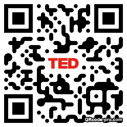QR code with logo 1AG20