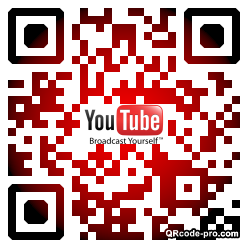 QR code with logo 1AGZ0