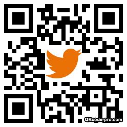 QR code with logo 1AGk0