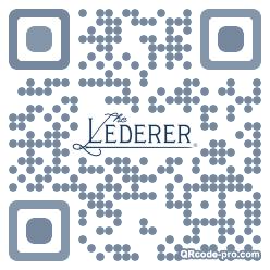 QR code with logo 1AIR0