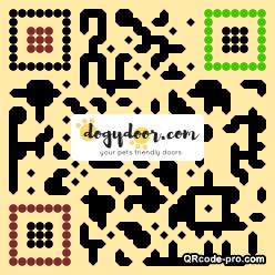 QR Code Design 1AJ20