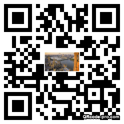 QR code with logo 1AJY0