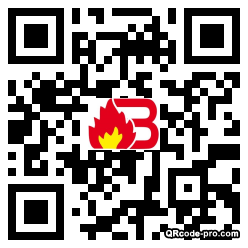 QR code with logo 1AJt0