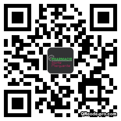 QR code with logo 1ALA0