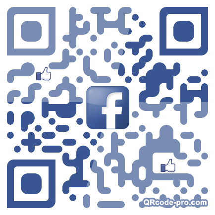 QR code with logo 1AOT0