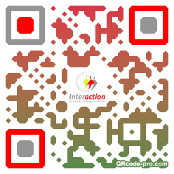QR code with logo 1ATD0