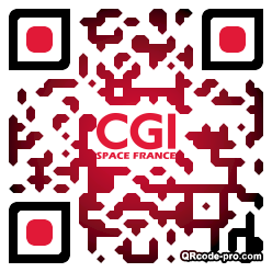 QR code with logo 1AUv0