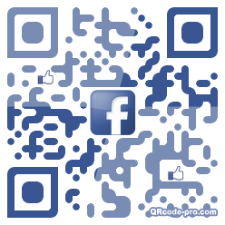 QR code with logo 1AYG0