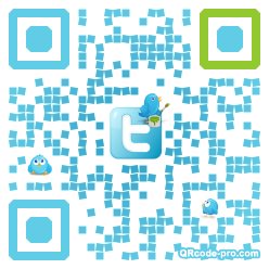 QR code with logo 1AbX0