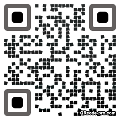 QR code with logo 1Ad70