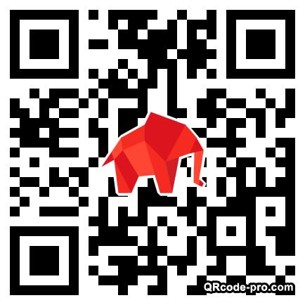 QR code with logo 1Ai00
