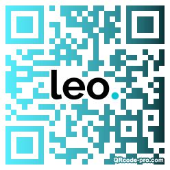 QR code with logo 1AnZ0