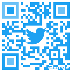 QR code with logo 1AqR0