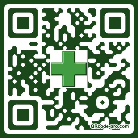 QR Code Design 1ArF0
