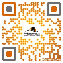 QR code with logo 1Arq0