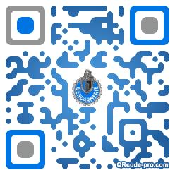 QR code with logo 1AuI0