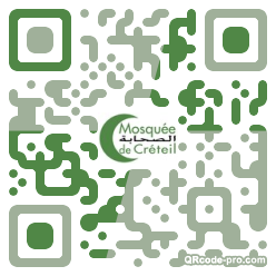 QR code with logo 1Awg0