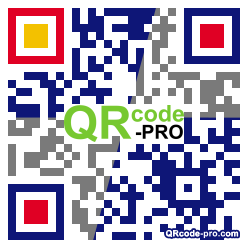 QR code with logo 1Ayc0