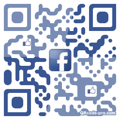 QR code with logo 1Azp0