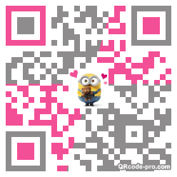QR code with logo 1Azt0