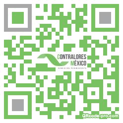 QR Code Design 1Azu0