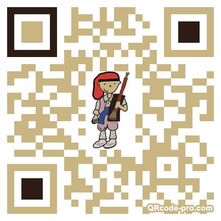 QR Code Design 1B4J0