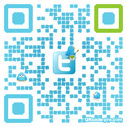 QR code with logo 1B9k0