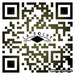QR code with logo 1BA20