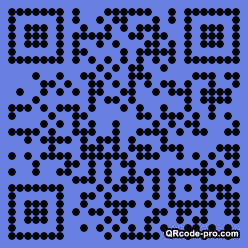 QR code with logo 1BAC0
