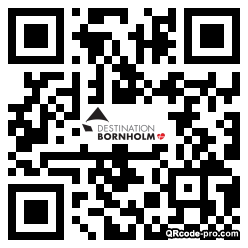 QR code with logo 1BD10